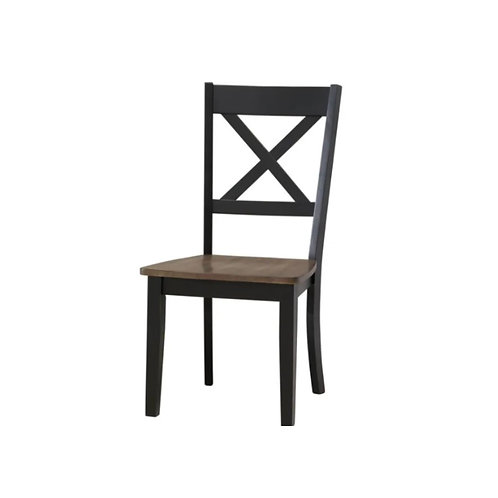 SIMMONS Wood Side Chair