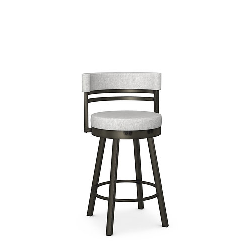 "AMISCO Ronny 30"" Stool"