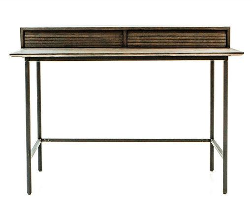 LH Imports Zane Acacia Writing Desk