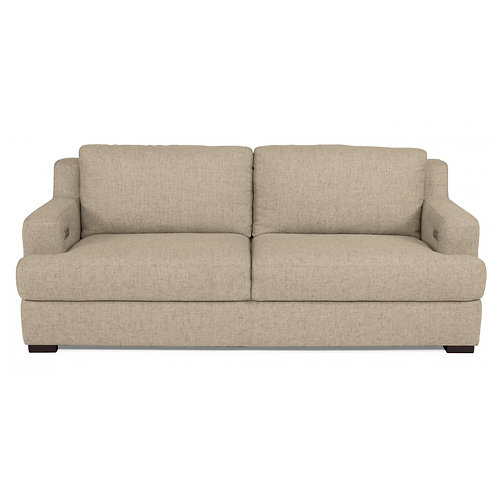 FLEXSTEEL 2 Cushion Power Sofa