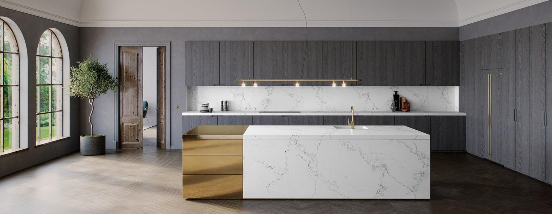 Caesar Stone Kitchen