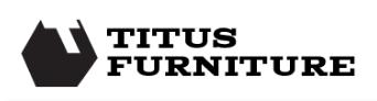 titus furniture logo
