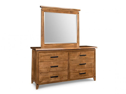 HANDSTONE Pemberton 6 Drawer Long Dresser