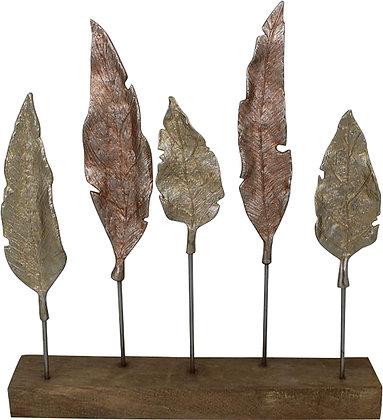 Ren-Wil Leif Sculpture