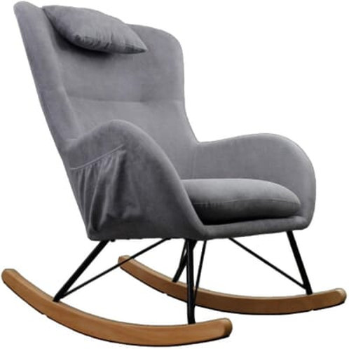 DURA Grey Amalia Rocker