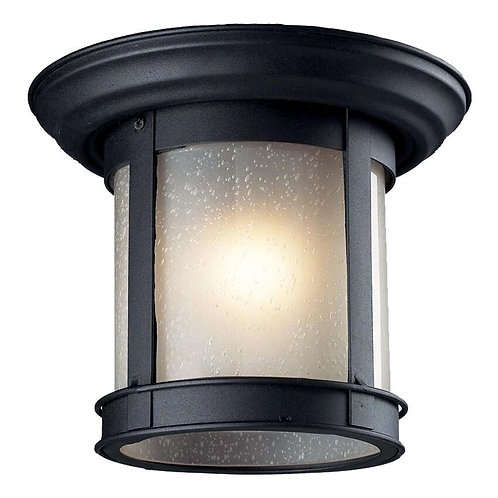 Z-LITE Outdoor Flush Ceiling Mount Fixture
