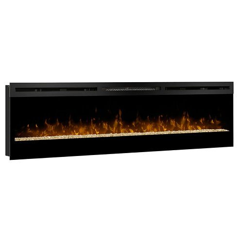 Dimplex Galveston 74-In Linear Electric Fireplace