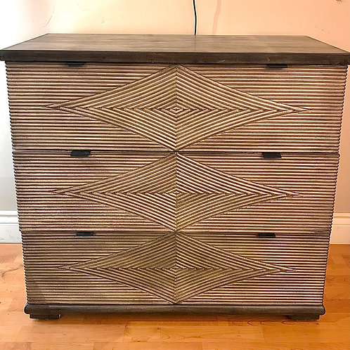 KORSON 3 Drawer Chest