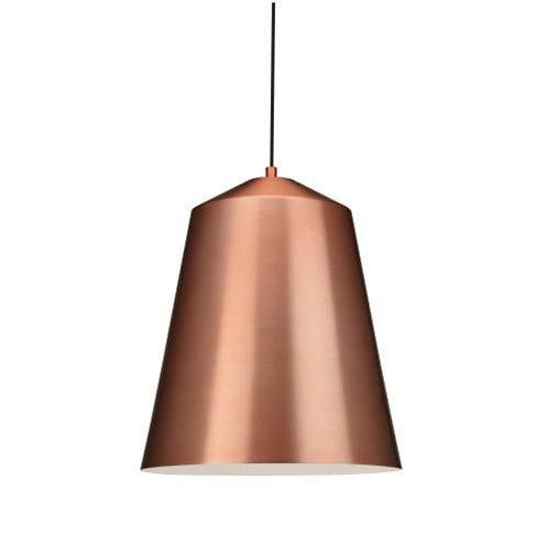 MATTEO Encase 1 Light Pendant Copper