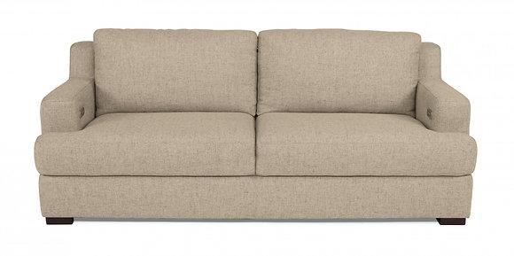 Flexsteel 2 Cushion Power Sofa 1152-30P