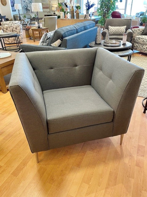 EDGEWOOD Chair - Grey or Teal