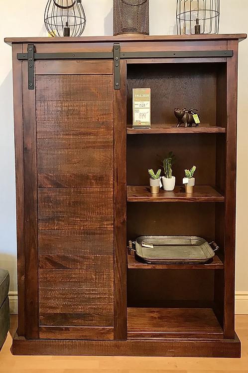 SUNNY DESIGNS Cabinet with Barn Door