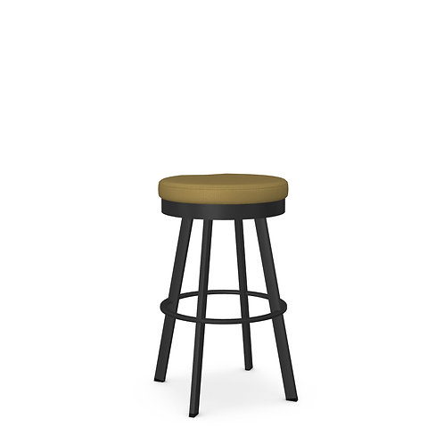 AMISCO Bryce Swivel Bar Stool