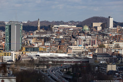 Cityscape from Charleroi