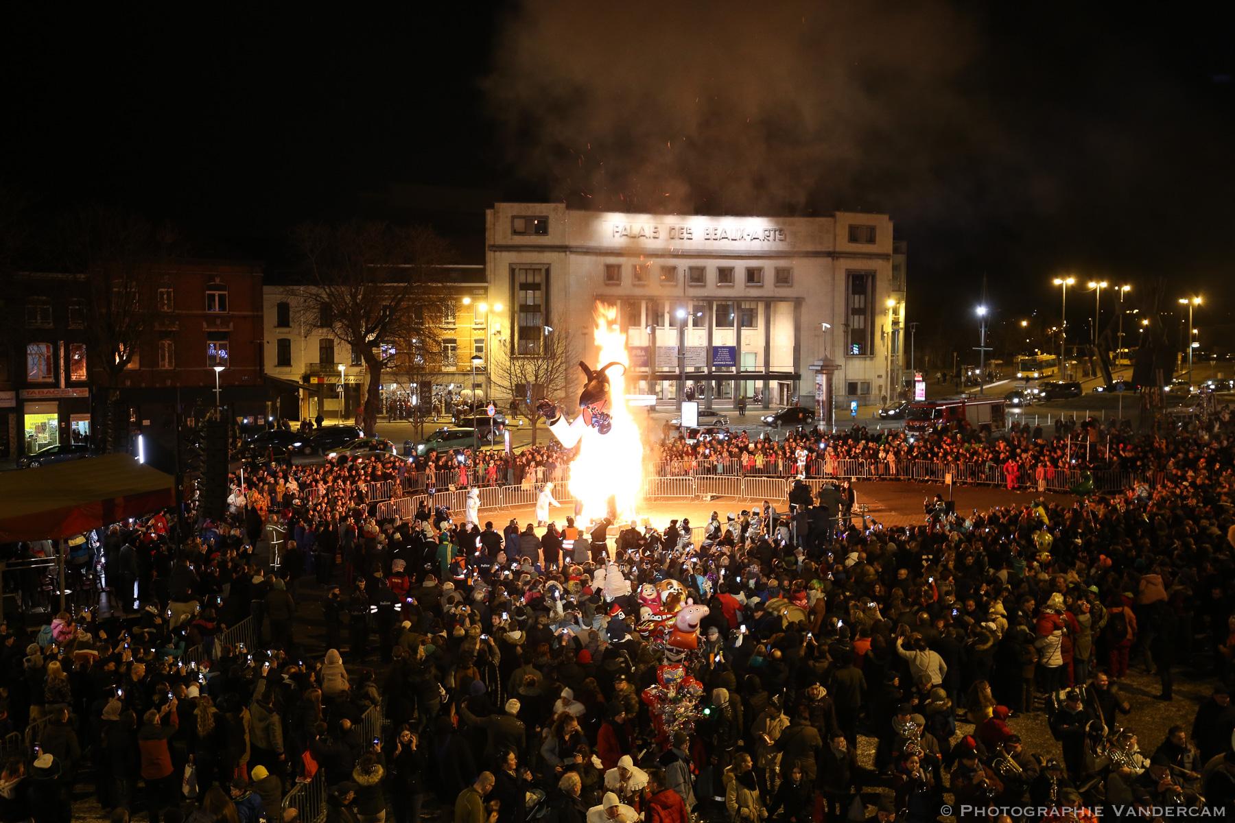 Carnaval de Charleroi 2019