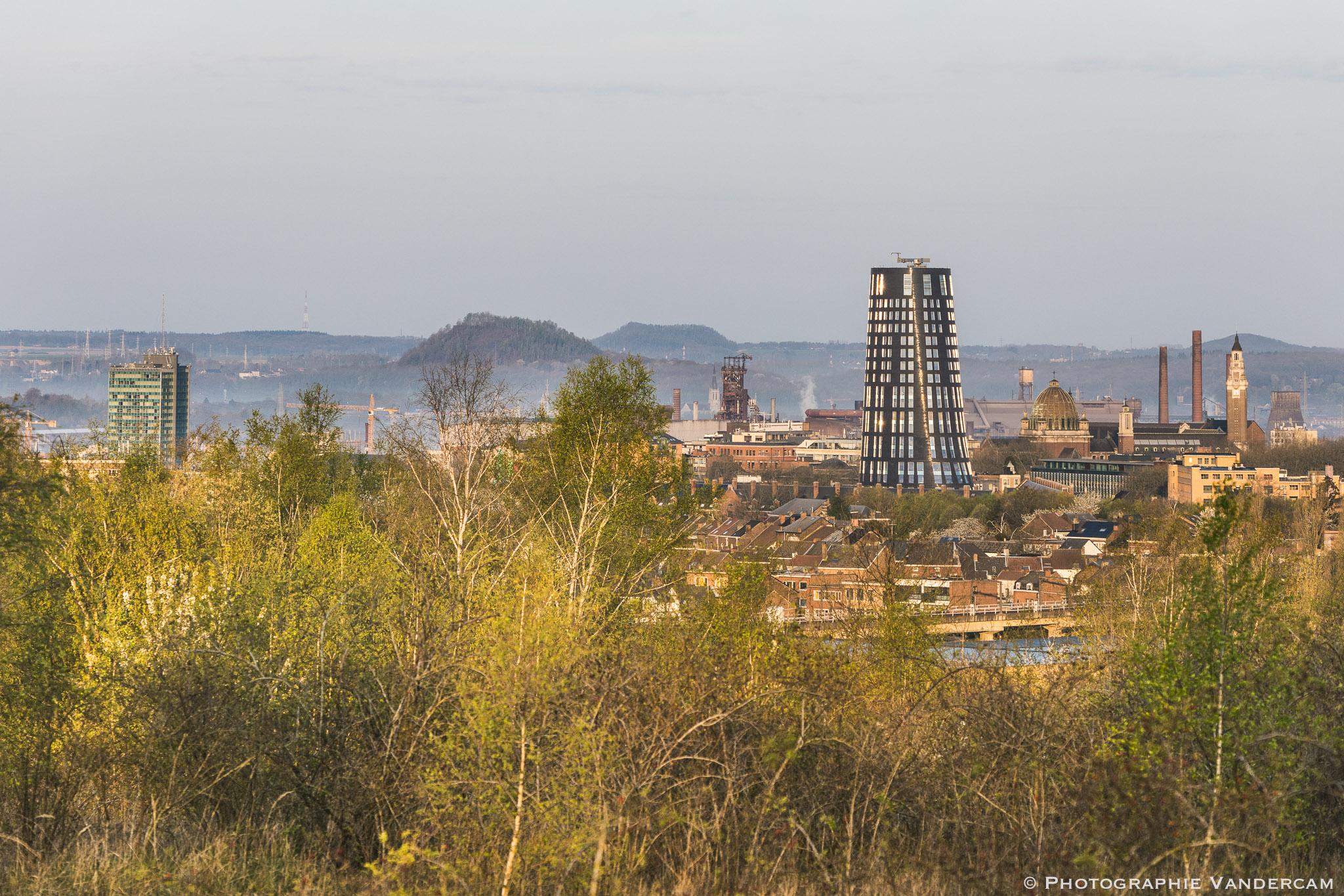 Charleroi vert