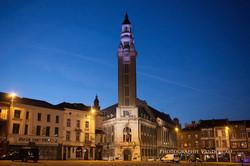 Place du Manège et Hôtel de Ville