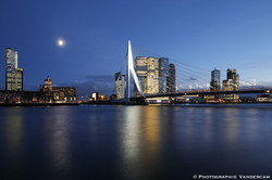 Pont Erasme, Rotterdam