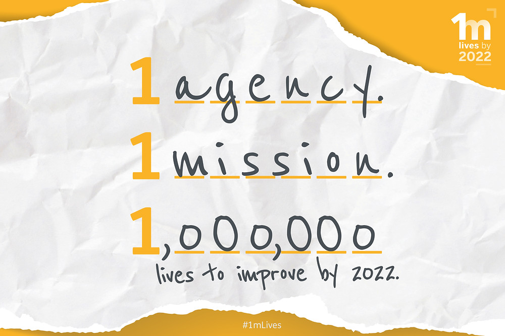 Patient engagement agency plans to improve 1 million lives by 2022
