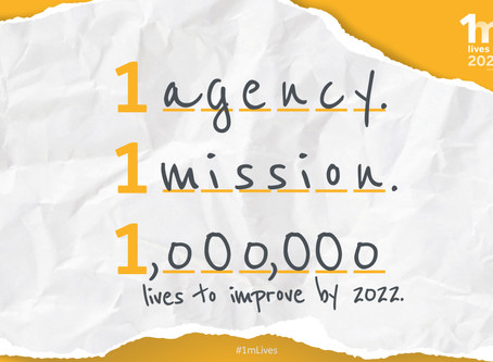 Patient engagement agency, COUCH Health, embarks on a 3-year long mission to improve 1 million lives