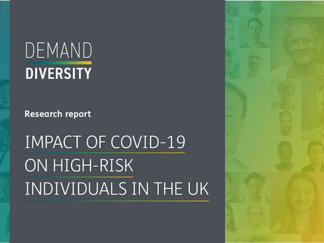 New research on COVID-19 clinical trial perceptions within minorities and high-risk populations