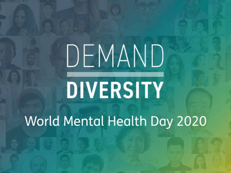 World Mental Health Day: Mental health for all