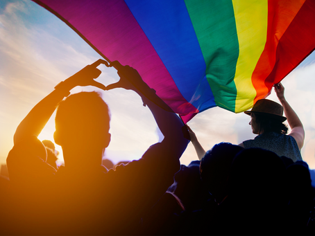 Why is the LGBTQ+ community facing poorer health outcomes due to COVID-19?