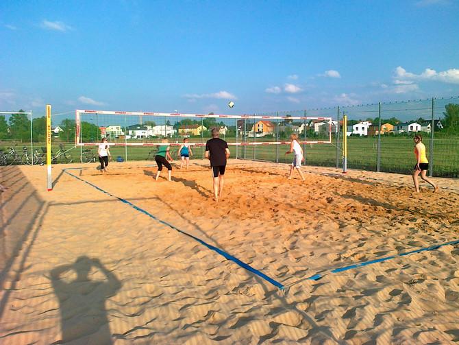 HEIMAT: Unsere Beachplatz