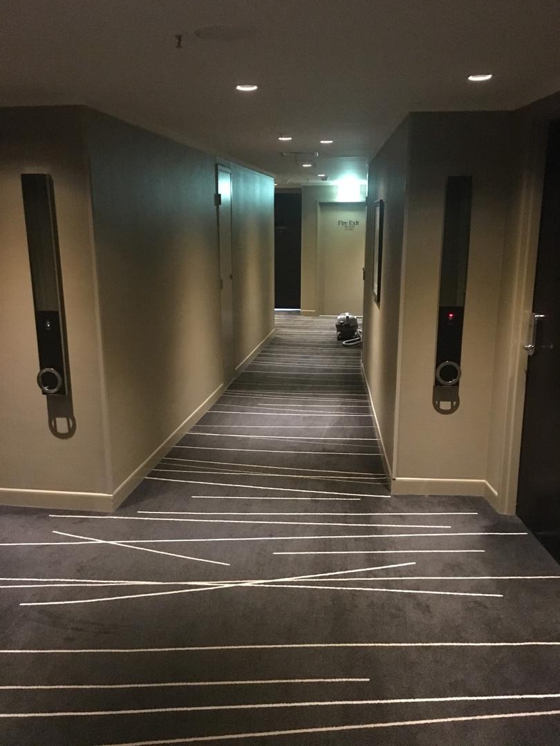 Grand Hyatt Install