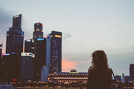 Woman and buildings.jpg