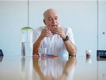 Martin Würsten im Interview: «Stimme des Wassers» will laut werden!