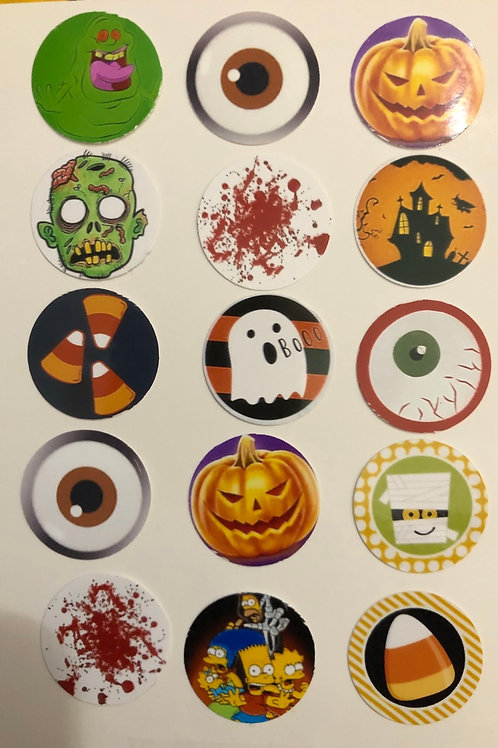 Cabochons- Halloween