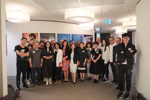 架起西澳与中国影视产业的桥梁