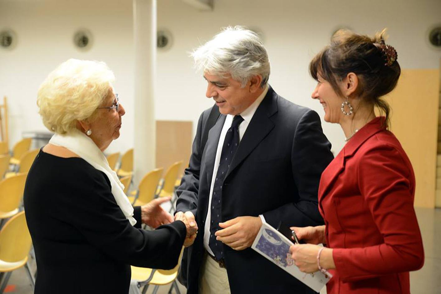 Tarcisio Mazzeo, Maria Varriale, Sabrina Burlando