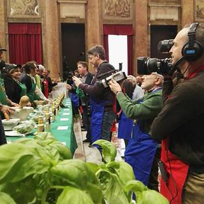 Genova e il Basilico sotto i riflettori:  Pesto World Championship 2018