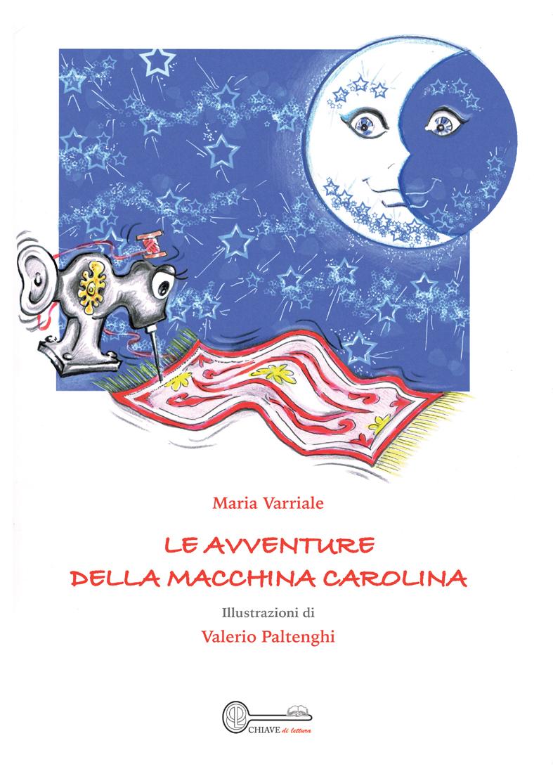 copertina  Macchina Carolina