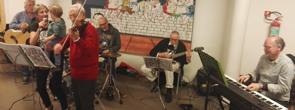 Musica Blues per l'evento