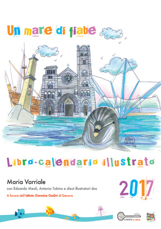 Copertina Calendario Gaslini - Varriale 2017