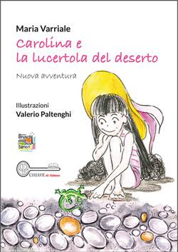 Copertina Carolina e Lucertola L