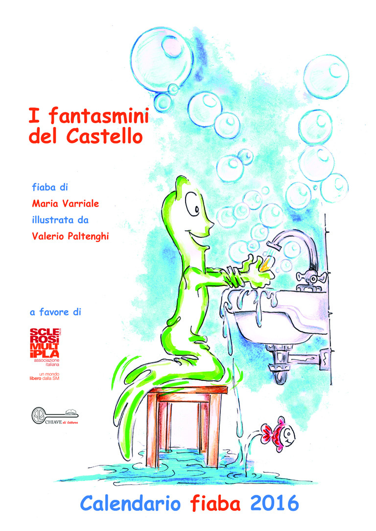 Cover  Fantasmini Castello