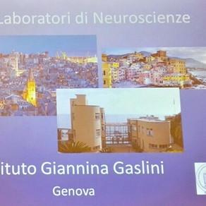 Una giornata con i Laboratori di Neuroscienze dell'Istituto Gaslini