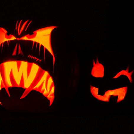 3 D I Y - Ideen zu Halloween