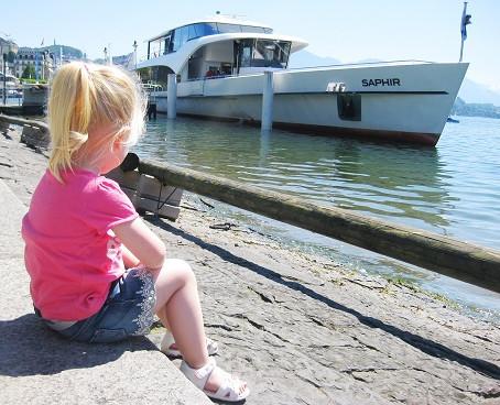 Wenn das Kind schüchtern ist: Fünf Tipps dem Kind zu helfen!