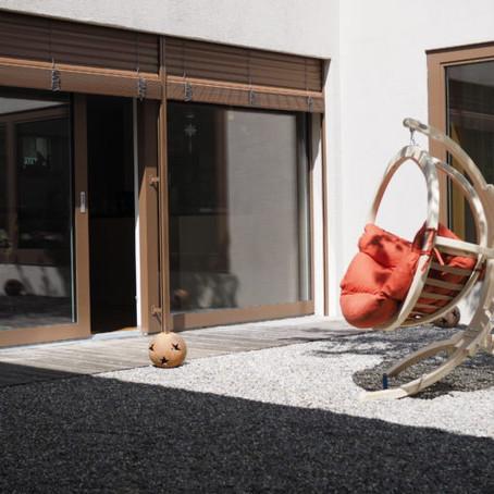 So lebt die Schweiz #3: Ein Traumhaus mit Innenhof