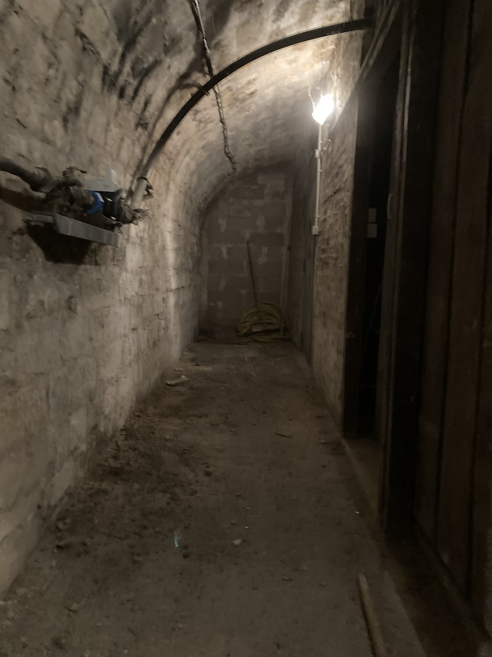 Vide cave Paris 9e