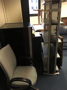 Débarras de mobilier de bureaux