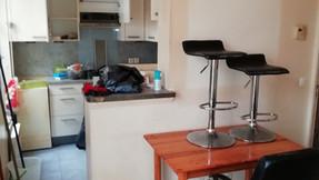 Débarras et nettoyage d'un studio rue du Commerce, 75015 PARIS