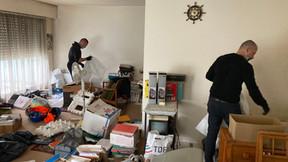 Débarras d'appartement à Meudon