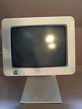 écran Apple vintage - débarras gratuit