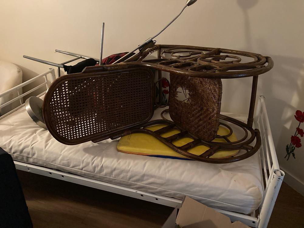 Débarras de meubles Paris 15